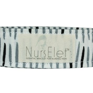 Meadow-  Organic Cotton Nursing Bracelet by NursElet