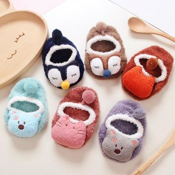 2016 Baby Socks Newborn 0-36Month Cotton Lovely Cute animal socks Casual Soft Boy Girl Unisex Baby Girl Socks