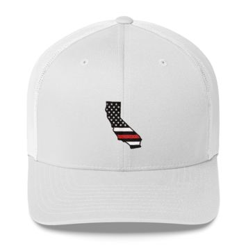California - Fire & EMS Support Hat