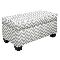 I love the Caden Storage Ottoman in the Clean Slate event at Joss and Main!
