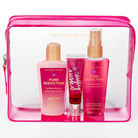 Pure Seduction Jet Setter Travel Essentials - VS Fantasies - Victoria's Secret