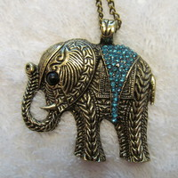 WHEN HIS TRUNK IS UP, LUCK'S ON IT'S WAY NECKLACES - Other