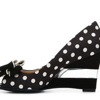 Isaac Mizrahi New York Jujubee Wedge Pump