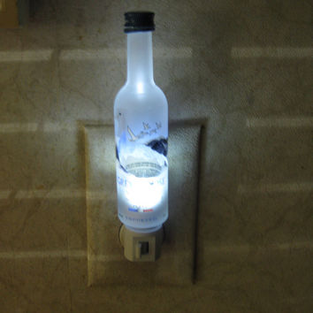 Grey Goose Vodka Night Light