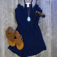 City Slicker Romper