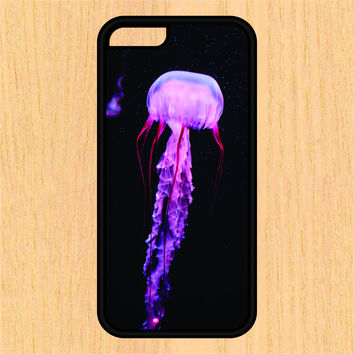 Jellyfish Sec1 Print Design Art iPhone 4 / 4s / 5 / 5s / 5c /6 / 6s /6+ Apple Samsung Galaxy S3 / S4 / S5 / S6