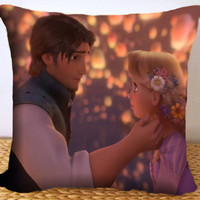 Tangled disney - AqKuduPiye - Pillow Cover