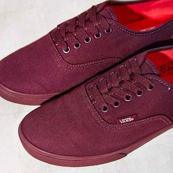 Vans Authentic Lo Pro Monotone