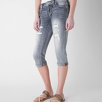 Rock Revival Vivian Cropped Stretch Jean