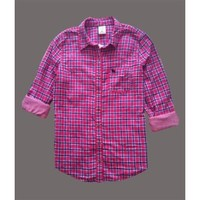 Amazon.com: Abercrombie & Fitch Womens Plaid Shirt: Everything Else