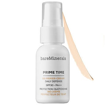 Prime Time™ BB Primer-Cream Daily Defense Broad Spectrum SPF 30 - bareMinerals | Sephora