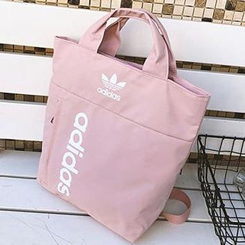 Adidas Casual Fashion Simple School Backpack Travel Bag