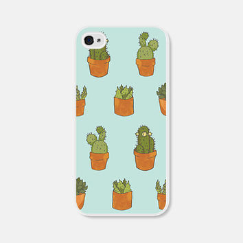 iPhone 5c Case - Succulent iPhone 6 Case - Cactus iPhone 6 Case - Blue Cactus iPhone 5 Case - Cactus iPhone 5c Case - Cco