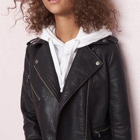 The Classic Moto Jacket