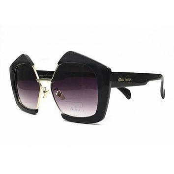 MIU MIU POPULAR FASHION SUNGLASSES