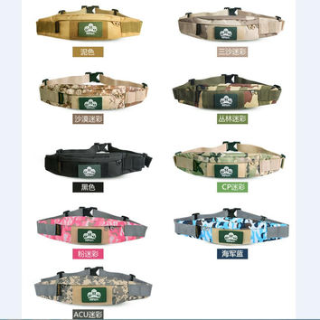 Quality Small Sports waist bag for Children or adult skateboarding or Running can take 6 inch Tel phone or other stuff