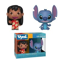 Lilo and Stitch Funko VYNL Figure 2-Pack