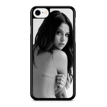 Selena Gomez 3 iPhone 8 Case