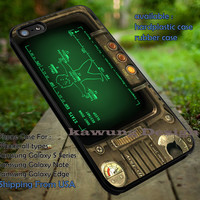 Fallout Pipboy 3000 iPhone 6s 6 6s+ 5c 5s Cases Samsung Galaxy s5 s6 Edge+ NOTE 5 4 3 #music #fob dt