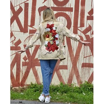NEW Sacred Heart Camo Jacket for ViBe EDITION