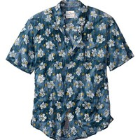 Men's Big & Tall Tommy Bahama 'San Fiore' Floral Print Stretch Cotton