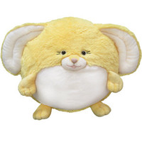 Squishable Yellow Bunny: An Adorable Fuzzy Plush to Snurfle and Squeeze!