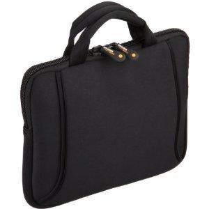 AmazonBasics iPad Air and Netbook Bag with Handle Fits 7 to 10-Inch Tablets (Black)