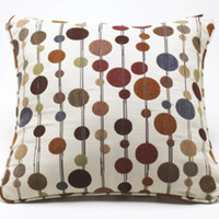 A1000146 Hodgepodge Pillow (6/CS) - Multi - Free Shipping!