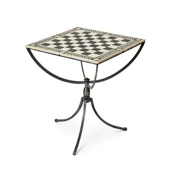 The Chesterfield Chess Table