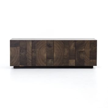 AMELIA DARK GREY SIDEBOARD