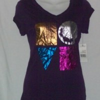 Purple Max Azria Junior Size XXL New