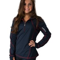 Ariat Tek Women's Navy Bryce Long Sleeve 1/4 Zip Pullover