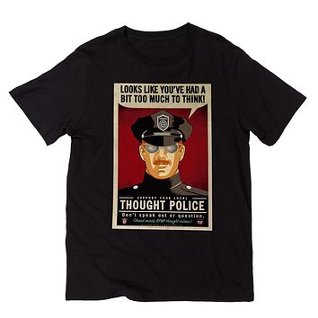 Thought Police Graphic Tee