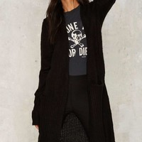 Cheap Monday Hook Oversized Cardigan