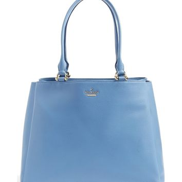 kate spade new york lombard street neve leather tote | Nordstrom