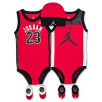 Boys' Infant Jordan 5-Piece Jersey Set