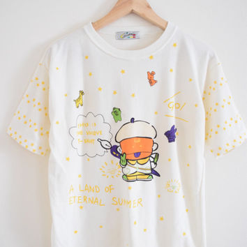 "KAWAII ""Land Of Eternal Summer"" TEE 