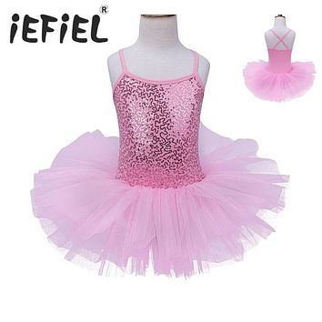 2017 Kids Girls Ballet Dress Baby Children Cosplay Tutu Flower Dress Tulle Dancewear Clothing Ballerina Fairy Party Costumes