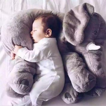 ac NOVQ2A The latest baby soothing elephant pillow