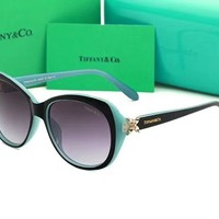TIFFANY&CO Women Casual Sun Shades Eyeglasses Glasses