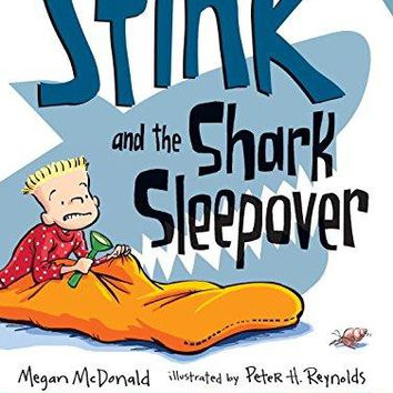 Stink and the Shark Sleepover Stink Reprint