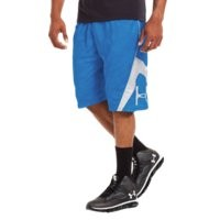Under Armour Mens UA EZ Mon-Knee Printed Basketball Shorts