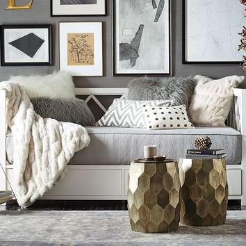 Clara Lattice Storage Daybed