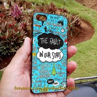 Fault In Our Stars Phone Cases, iPhone 6/5C/5S/5/4/4S Case, Samsung Galaxy Case