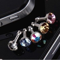 Sparkling iPhone 4/4s/5 dust plug
