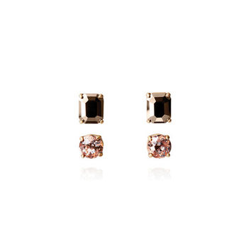 Artisan Stud Duo Earrings
