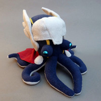 Thorctopus, God of Thunder (Thor Octopus Plush)