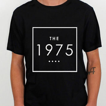 The 1975 Logo design clothing for T Shirt Mens and T Shirt Girls