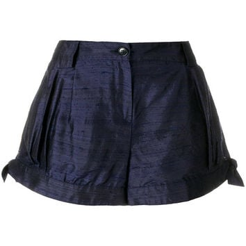 Giorgio Armani Vintage Side Ties Shorts - Farfetch