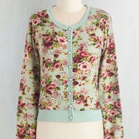 Short Length Long Sleeve A Tea Spirit Cardigan